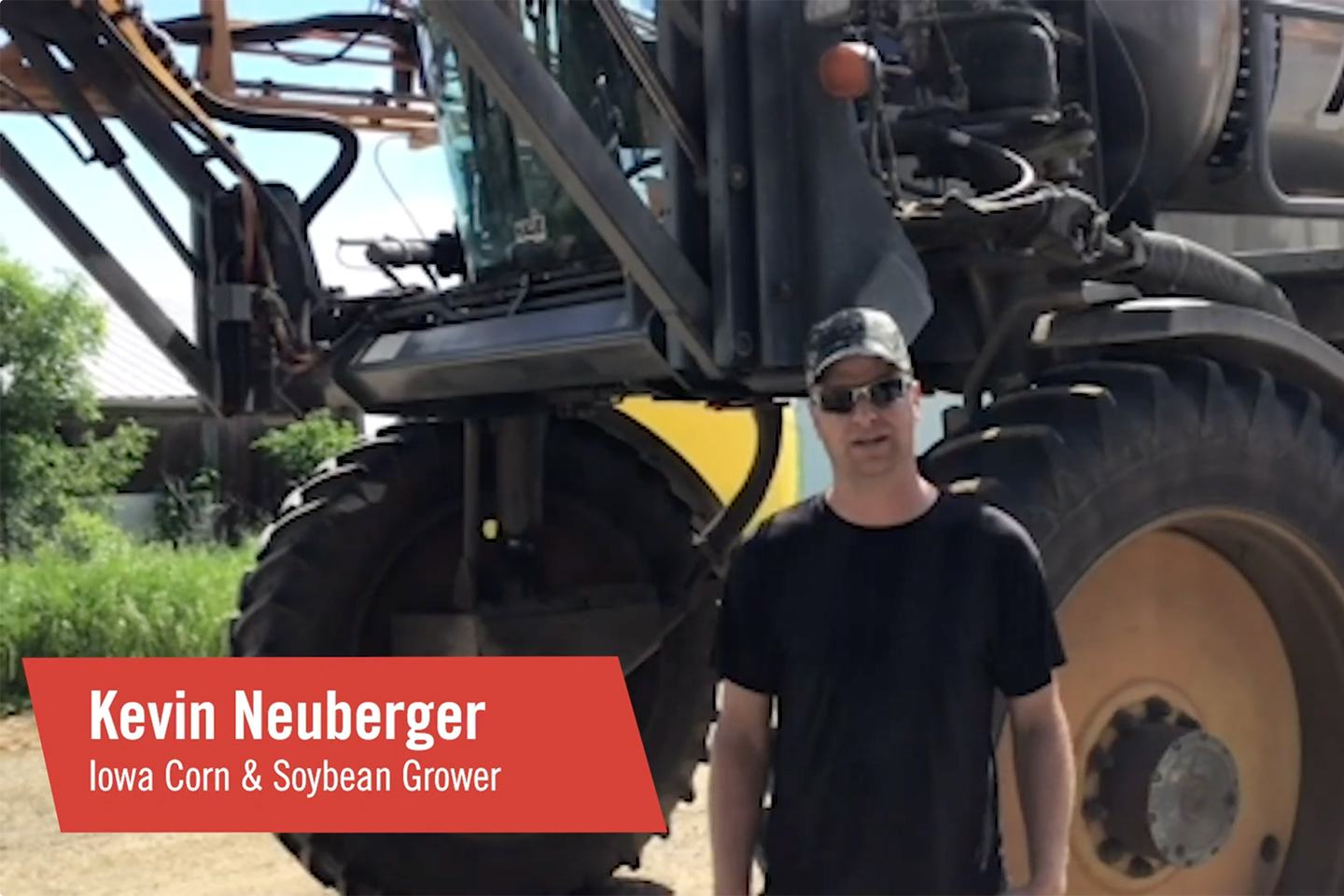 Kevin Neuberger, Iowa Corn & Soybean Grower