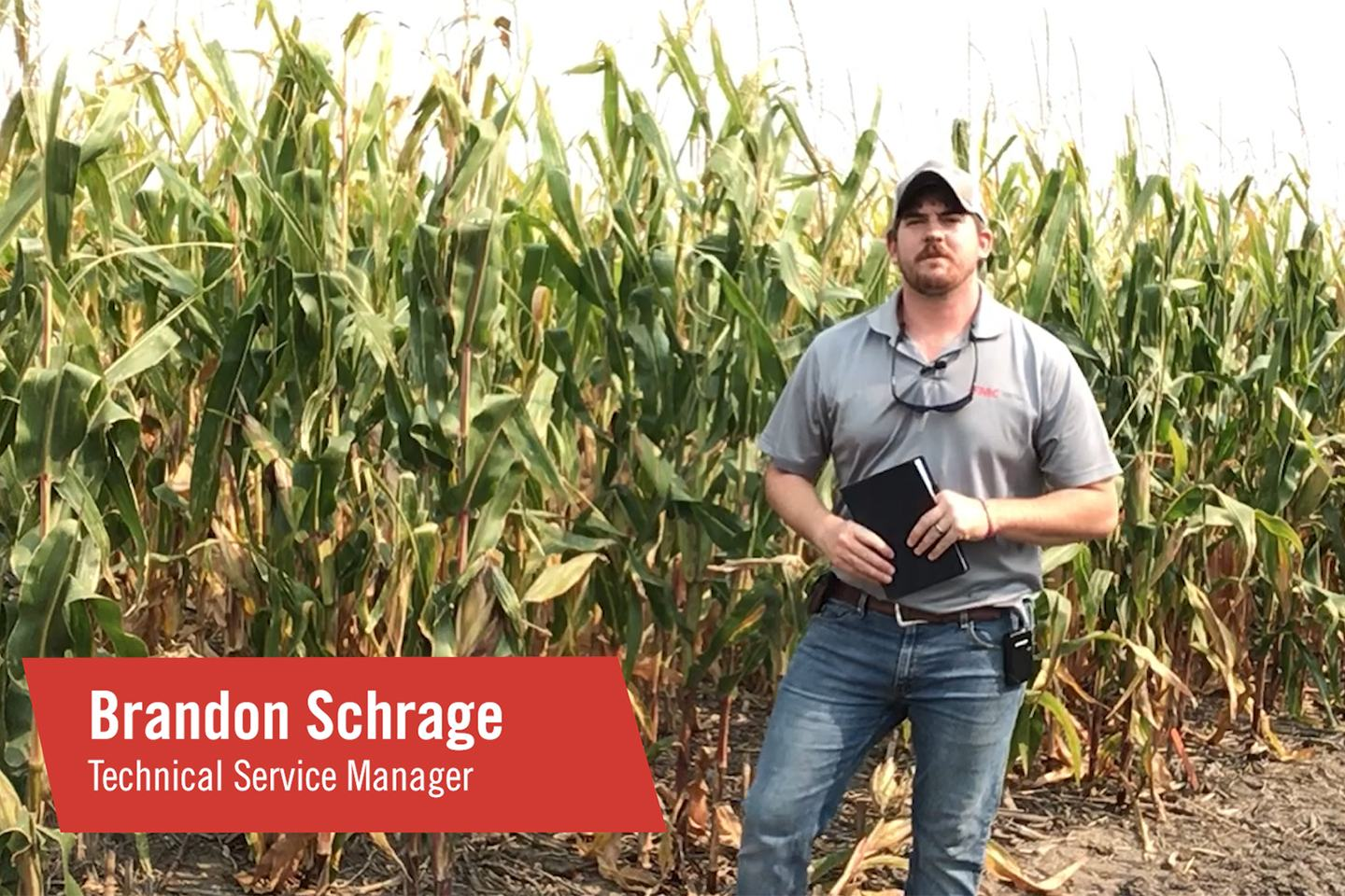 FMC Technical Service Manager, Brandon Schrage, outlines key components of a successful fall burndown program.