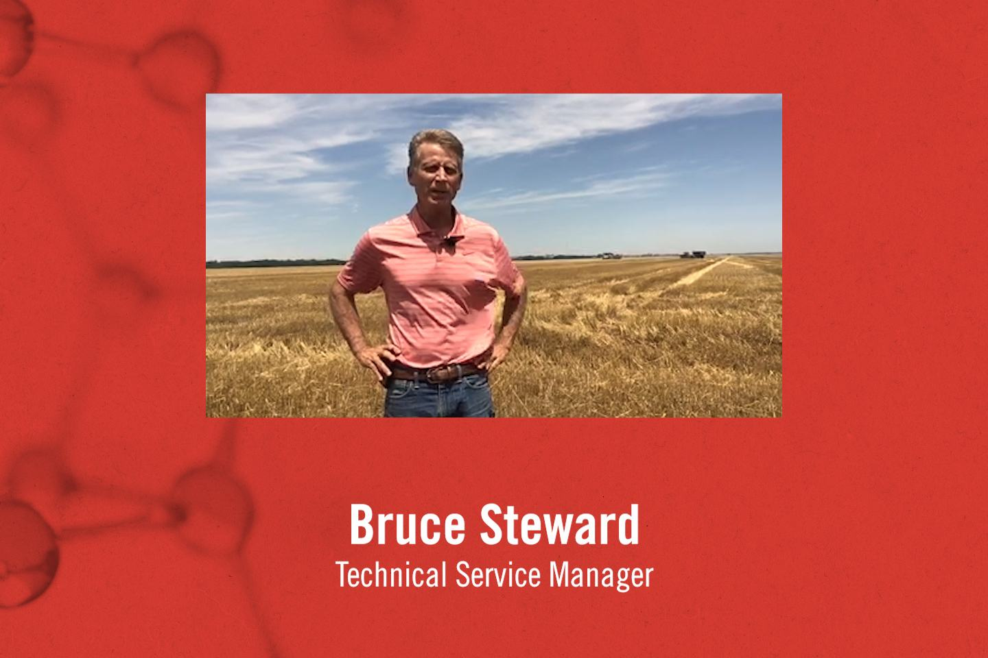 "FMC Technical Service Manager Bruce Steward discusses the Topguard® fungicide ""5 on 5"" program aimed to help growers combat costly diseases and improved yields at harvest."