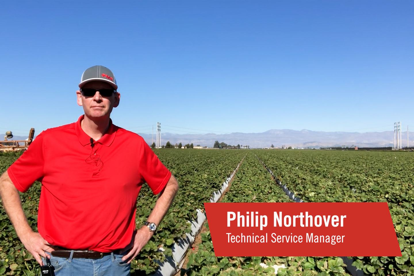 FMC Technical Service Manager Philip Northover discusses management strategies for lygus bugs.